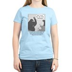 Gorilla Sign Language Women's Light T-Shirt
