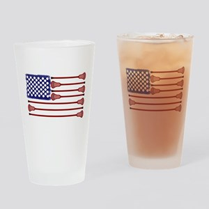 Lacrosse AmericasGame Pint Glass