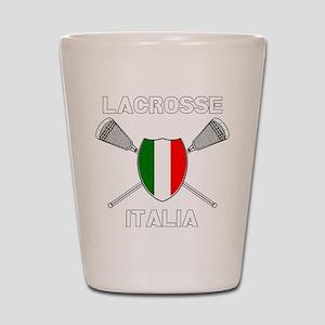 Lacrosse Italia Shot Glass