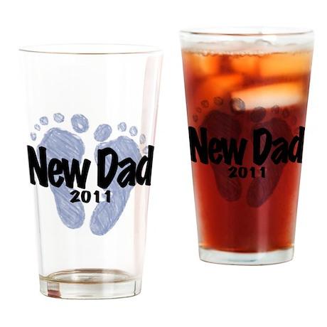New Dad 2011 (Boy) Pint Glass