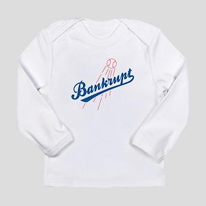 Bankrupt LA Long Sleeve Infant T-Shirt