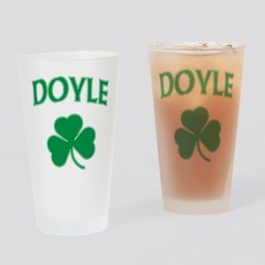 Doyle Irish Pint Glass