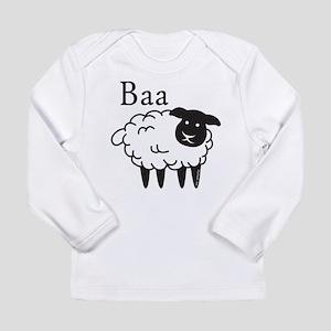 Baa Long Sleeve Infant T-Shirt