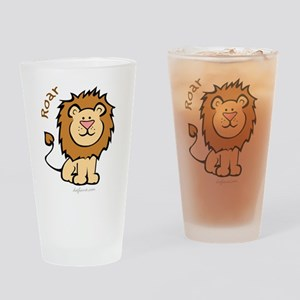 Roar (Lion) Pint Glass