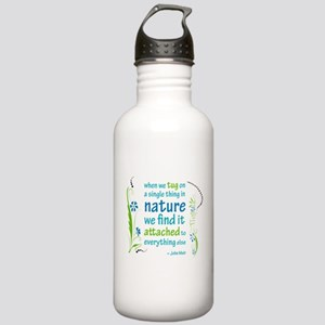 Nature Atttachment Stainless Water Bottle 1.0L