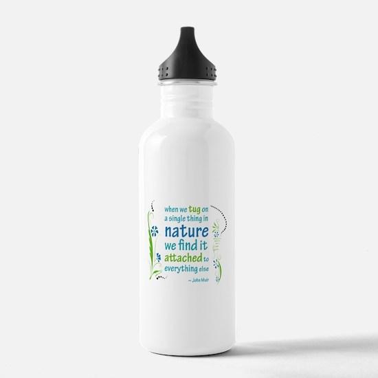 Nature Atttachment Water Bottle