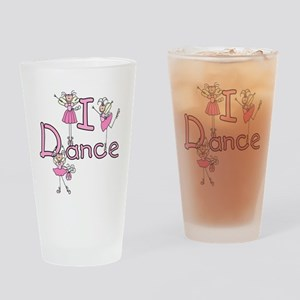 Ballerina I Dance Pint Glass
