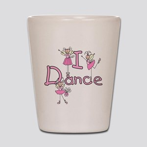 Ballerina I Dance Shot Glass