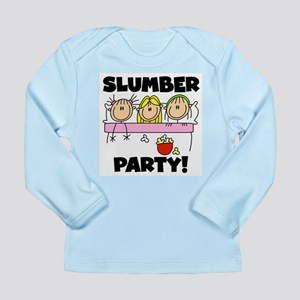 Slumber Party Long Sleeve Infant T-Shirt