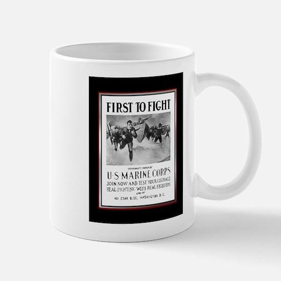 Marines Mug