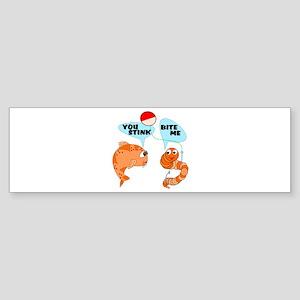 You Stink! Sticker (Bumper)