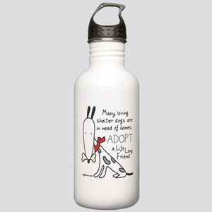 Life Long Friend (Dog) Stainless Water Bottle 1.0L