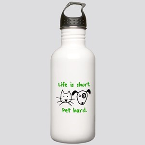 Pet Hard (Pets) Stainless Water Bottle 1.0L