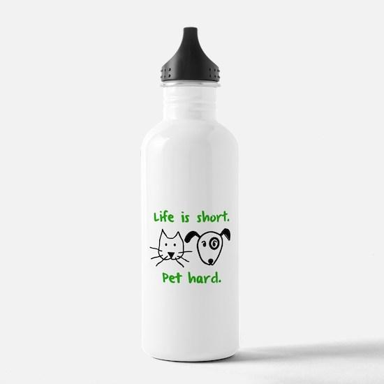 Pet Hard (Pets) Water Bottle