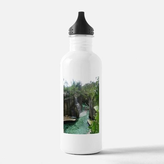 Underground Rivers Water Bottle