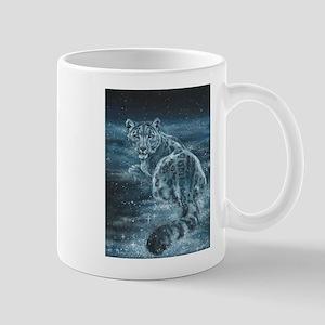 Star Leopard Mug
