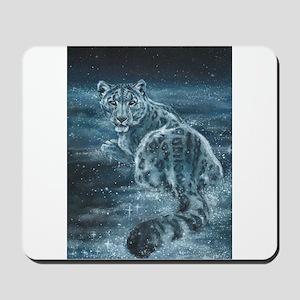 Star Leopard Mousepad