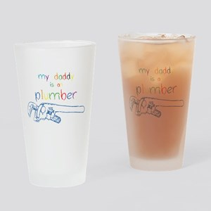 My Daddy-Plumber Pint Glass