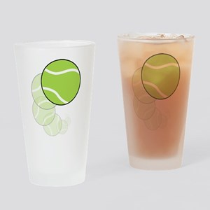 Tennis Wave Pint Glass
