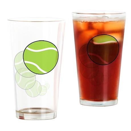 Tennis Wave Pint Glass
