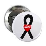 Black Hope Button