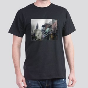 New Orleans French Quarter Dark T-Shirt