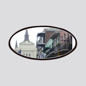 New Orleans French Quarter Patches