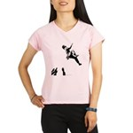 Bouldering Women's Sports T-Shirt