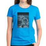 Star Leopard Women's Dark T-Shirt