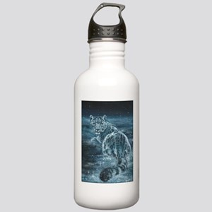 Star Leopard Stainless Water Bottle 1.0L