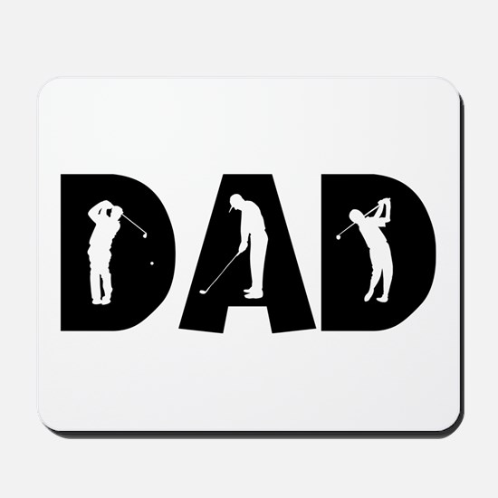 Golf Dad Mousepad