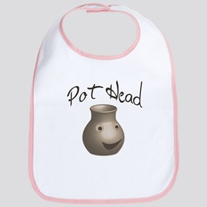 Pot Head Bib