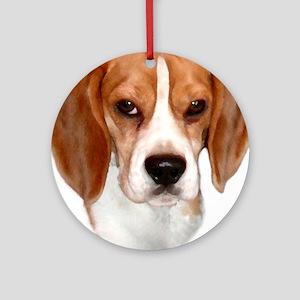 Beagle 2 Ornament (Round)