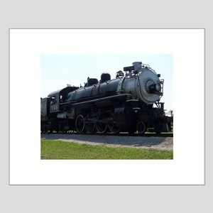 Steam Engine Small Poster