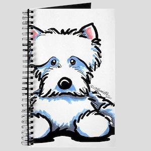 Cute Westie Journal