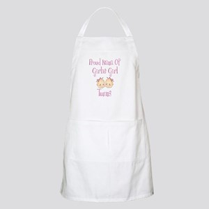 Proud Nana of Twin Girls BBQ Apron