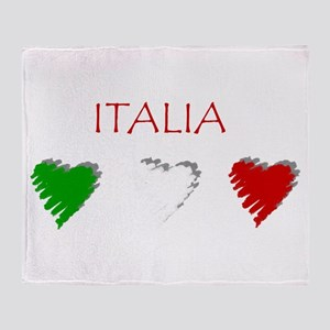Italia Throw Blanket
