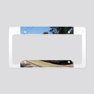New Orleans Streetcar License Plate Holder
