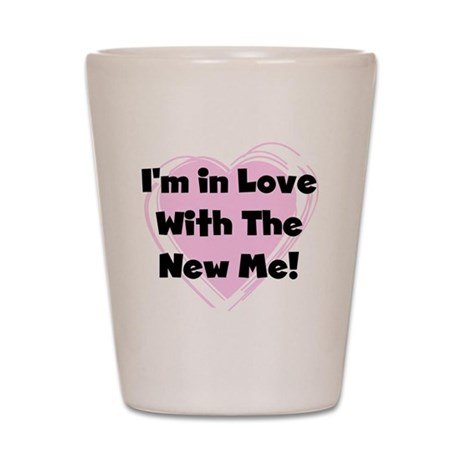 New Me Weight Loss Shot Glass
