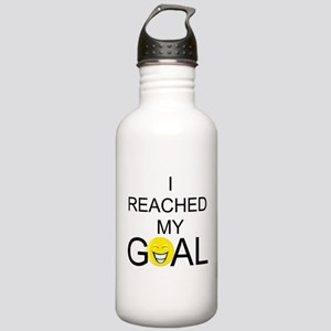 Reached My Goal Stainless Water Bottle 1.0L