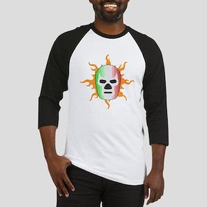 Mexican Lucha Libre Mask Baseball Jersey