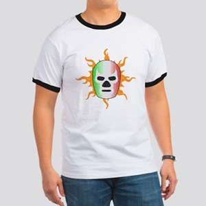 Mexican Lucha Libre Mask Ringer T