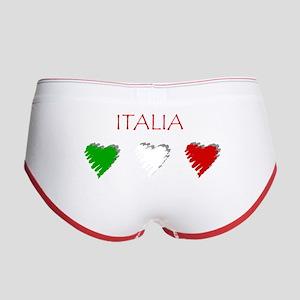 Italia Women's Boy Brief
