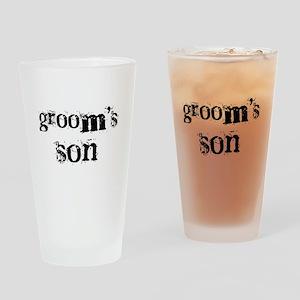 Groom's Son Pint Glass