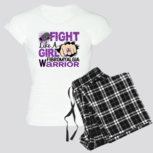 Licensed Fight Like A Girl Women's Light Pajamas