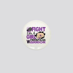 Licensed Fight Like A Girl 20.2 Fibrom Mini Button