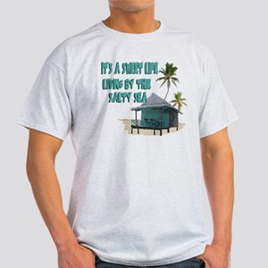 Sweet Life By The Sea Light T-Shirt