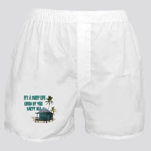 Sweet Life By The Sea Boxer Shorts