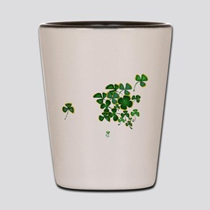 The Green Shot Glass