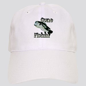 Gone Fishin' Cap
